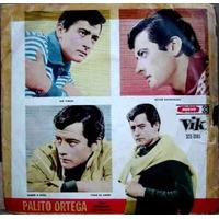 Palito Ortega - Sin Timon - Ep Vinilo Con Tapa - Año 1963