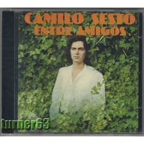 Cd *** Camilo Sesto *** Entre Amigos *** Orig Imp Nuevo Sell