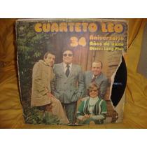 Vinilo Cuarteto Leo 34 Aniversarios P3
