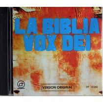 Vox Dei - La Biblia - Version Original