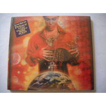 Prince Planet Earth Cd Tapa 3d Sellado.