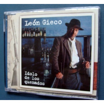 Leon Gieco - Idolo De Los Quemados Cd Promo