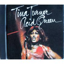 Tina Turner - Acid Queen - Cd Imp Uk