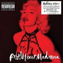 Madonna Rebel Heart Super Deluxe (2cd) Oferta Nuevo Original