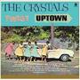 The Crystals Twist Uptown Vinilo Lp Sellado Nuevo