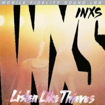 Inxs Listen Like Thieves Lp Vinilo Imp.nuevo Origi. En Stock
