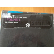 Axwell I Found You Dubfire Remixes Vinilo Dj 12 Positiva Uk