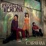 Cd Proyecto Verona - Caravana (2009) Inconseguible
