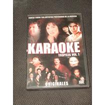 Dvd Karaoke Tropical Vol 1 Año 2008 Gilda Leo Mattioli La Ro