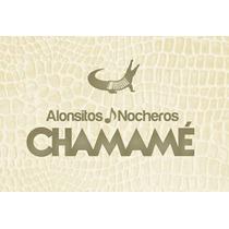 Cd Los Nocheros Y Los Alonsitos - Chamame- Nuevo Cd.original