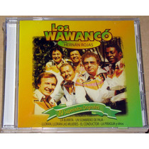 Los Wawanco 20 Superexitos Originales Cd Sellado