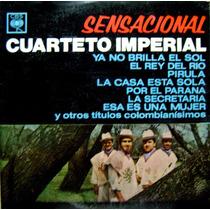 Cuarteto Imperial-vinilo-de Coleccion-sensacional