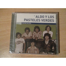 Aldo Y Pasteles Verdes Los Esenciales Cd Audio Nuevo Cerrado