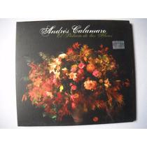 Andrés Calamaro El Palacio De Las Flores Cd Sellado