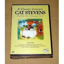 Cat Stevens - Tea For The Tillerman Live Dvd Nuevo Sb