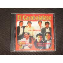 Cd El Carabajalazo Año 1998 Carlos Carabajal Cuti Y Roberto