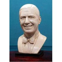 Carlos Gardel- Busto - Escultura * Estatua Hiperrealista!!