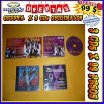 Golpe Norteño 3 - Clan Tropical 9 - La Ventaja - Lote 3 X 99