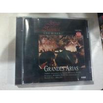 Cd Joyas De La Musica Vol 13 Los Bises Grandes Arias Verdi