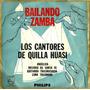 Los Cantores De Quilla Huasi Simple Doble Con Tapa