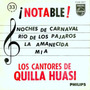 Los Cantores De Quilla Huasi ¡ Notable ! - Simple Con Tapa
