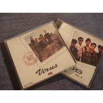 Virus - Ok Musimundo Vol.1 Y Vol.2 - Made In Brasil / 2 Cd