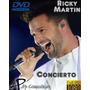 Dvd Recital De Ricky Martin