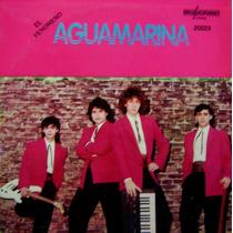 Cumbia Santafesina-aguamarina-1er Disco-vinilo Lp