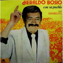 Cuarteto-heraldo Bosio-canta Danielito-vinilo Lp