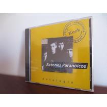 Ratones Paranoicos,antologia,nuevo,sellado.