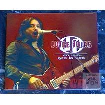 Jorge Rojas - En Vivo... Gira La Vida ( Nuevo )