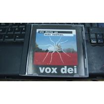 Vox Dei - Sin Darle Ya Mas Vueltas - Cd - $99