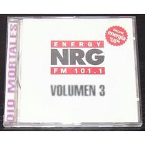 Energy Nrg Vol. 3 - Dj Dero Y Otros - Cd En Muy Buen Estado!