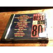 Cd The Best Of The 80 Compilado Clasico Pop