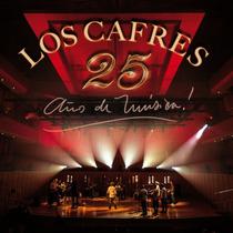 Cafres Los25 Años De Musica (2cd)