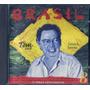 Brasil Cd 8 Tom Jobin Garota De .. 15 Temas Artistas Varios