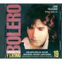 Bolero 19 Jose Feliciano Dyango Nino Bravo Daniela Romo Cd