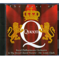 The Best Of Queen / Royal Philharmonic Orchestra - Cd