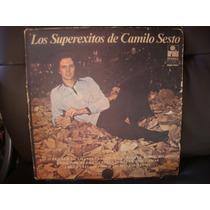 Vinilo Camilo Sesto Los Superexitos