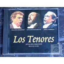 Los Tenores 3: Carreras, Placido Domingo, Pavarotti