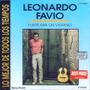 Leonardo Favio - Fuiste Mía Un Verano - Cd Nuevo Sin Abrir!!
