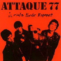 Attaque 77 - El Cielo Puede Esperar D