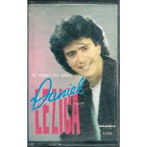 Daniel Lezica Al Ritmo Del Amor Cassette Magenta