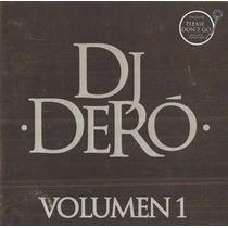 Dj Dero Volumen 1 Cd Argentino