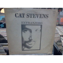 Cat Stevens Extranjero Lp Lacapsula