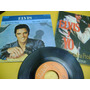 Lote Elvis Presley- Vinilo Simple 7 Raro Español + Libro