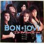 Bon Jovi Vinilo Simple Promo Usa 1988 I
