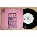 Cuarteto Imperial La Piragua Sueño Go-go Simple C/tapa
