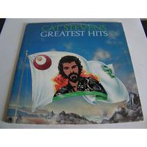 Cat Stevens Greatest Hits Vinilo Excelente Lp Usa