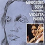 Mercedes Sosa - Homenaje A Violeta Parra - Cd